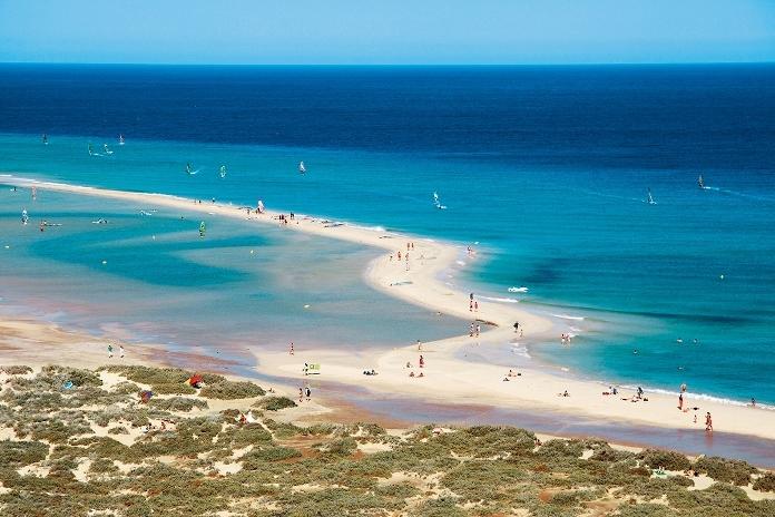 IFantastiškų paplūdimių sala - Fuerteventūra