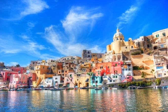 IItalijos pietūs - Neapolis